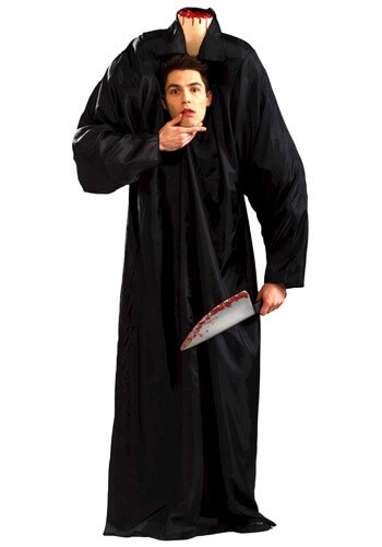Mens Black Halloween Costumes