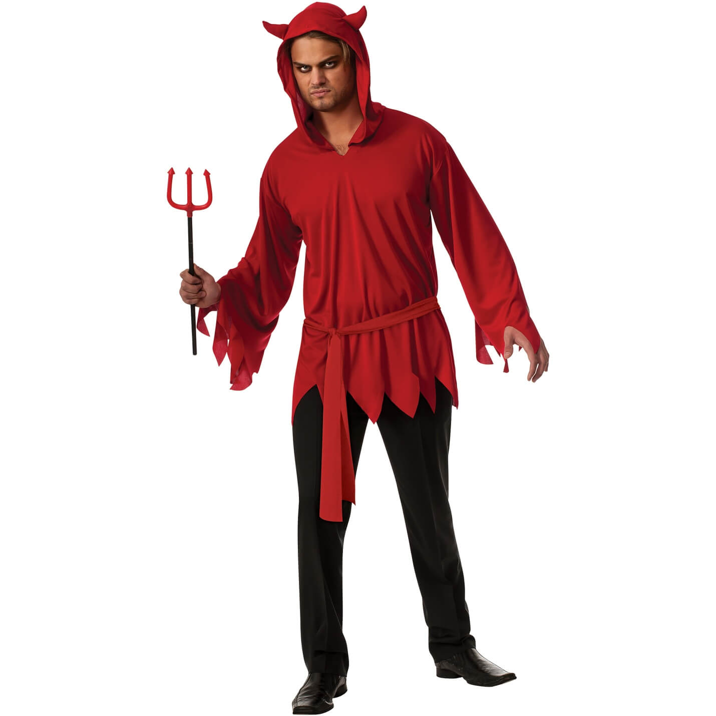 Red Devilicious Hoodie For Halloween